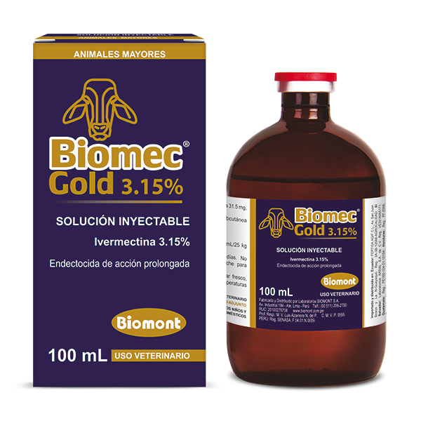 Biomec Gold 3.15%