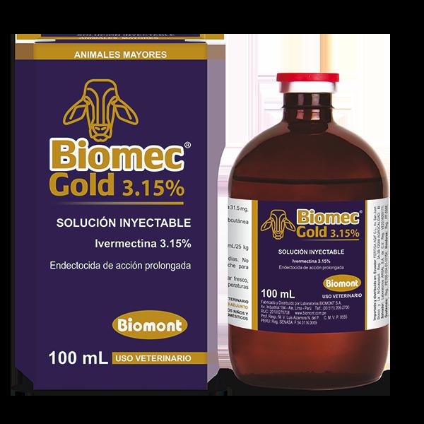 Biomec Gold 3.15%